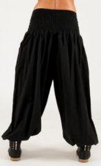 Pantalon effet sarouel Makari