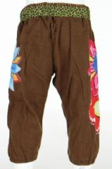 Pantalon enfant Aladin marron 270178
