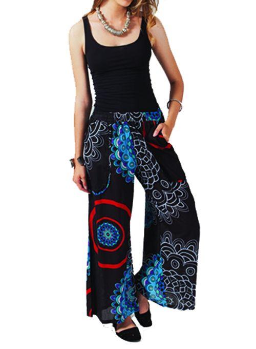 Pantalon femme droit imprimé Aiden 267465