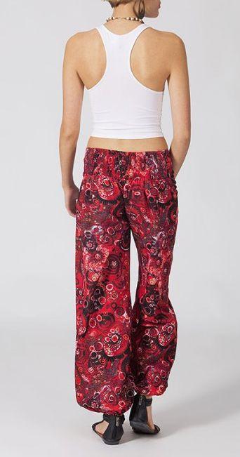 Pantalon femme effet bouffant Stacy 267965