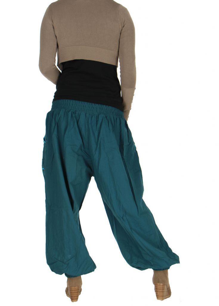 Pantalon femme ethnique xyzu 265896