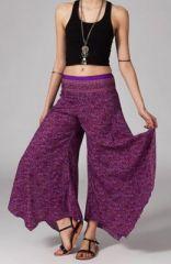 Pantalon femme évasé Gaela 269148