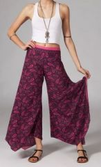 Pantalon femme évasé Indien Danyl 269192