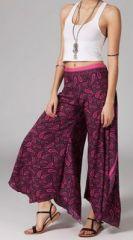 Pantalon femme évasé Indien Danyl 269193