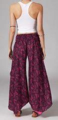 Pantalon femme évasé Indien Danyl