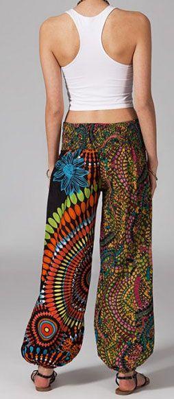 Pantalon femme pas cher de plage Nathan 269885