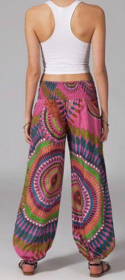 Pantalon femme pas cher de plage Nico