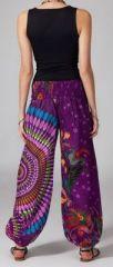 Pantalon femme pas cher ethnique Aurélien 269867