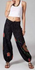 Pantalon femme pas cher ethnique Dyllan 269856
