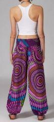 Pantalon femme pas cher ethnique Jérémy 269847