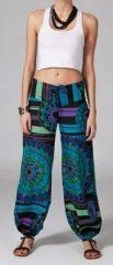 Pantalon femme pas cher ethnique Loucka