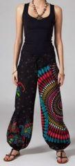 Pantalon femme pas cher imprimé Chris 269873