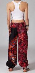 Pantalon femme pas cher imprimé Esteban 269898