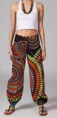 Pantalon femme pas cher imprimé Marc 269891