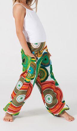 Pantalon fille original Alizée 268011