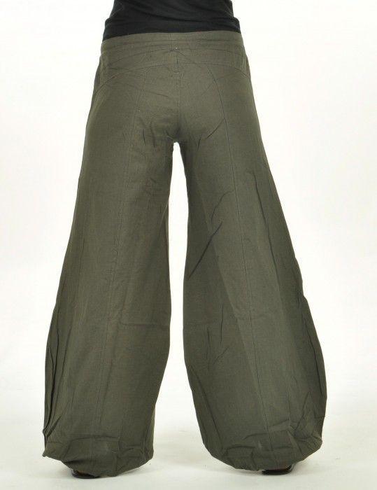 Pantalon gulika gris 251963
