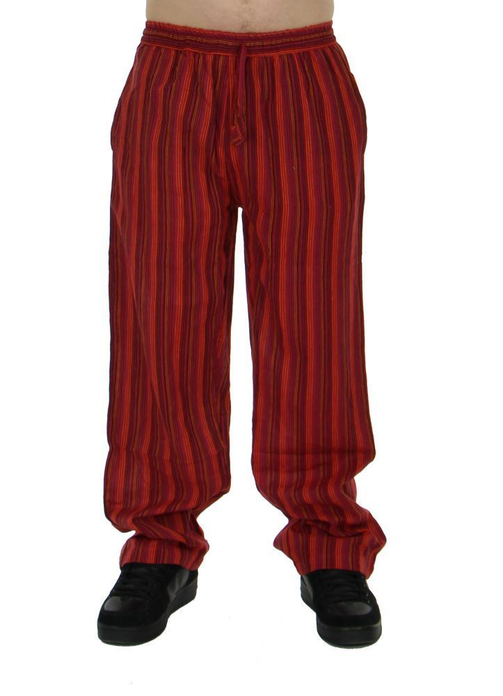 Pantalon ethnique homme akoustik - Pantalon multipoche homme ...