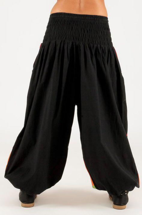 Pantalon large babacool Mitsouko