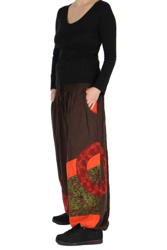 Pantalon Large Et Original Pour Femme Lilou 265923