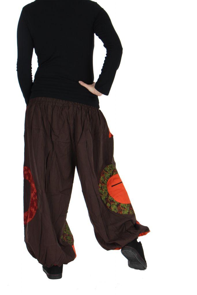 Pantalon Large Et Original Pour Femme Lilou 265924