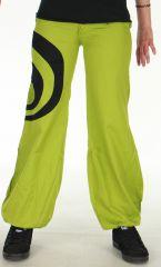 Pantalon léger pour Femme Ethnique et Bouffant Omar Anis 278462