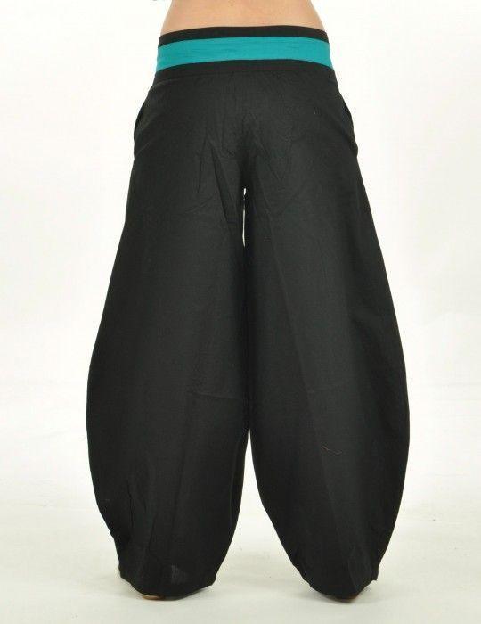Pantalon madhur noir 251869