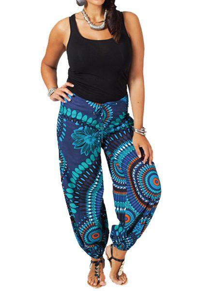 Pantalon original grande taille Izy 267634
