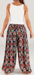 Pantalon pour Femme d'été Ethnique et Original Renaud 276771