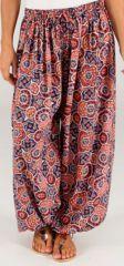 Pantalon pour Femme d'�t� Ethnique et Original Romain 276772