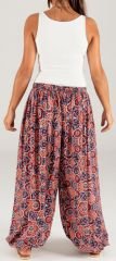 Pantalon pour Femme d'été Ethnique et Original Romain 276774