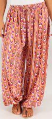 Pantalon pour Femme d'été Ethnique et Original Toussaint 276778