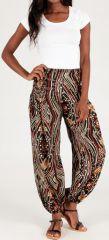 Pantalon pour femme large Ethnique et Agréable Roméo 276681