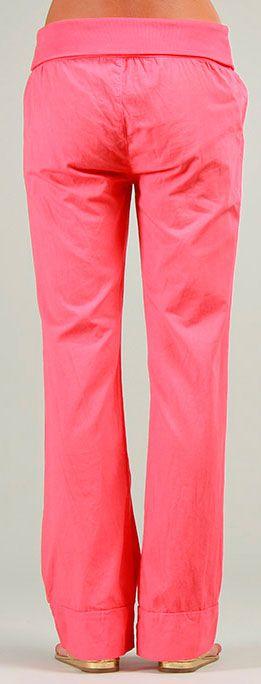 Pantalon pour Femme Original et Coloré Cassi Corail 276989