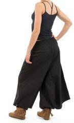 Pantalon sarouel femme pour un look effet jupe ethnique Fania 304718