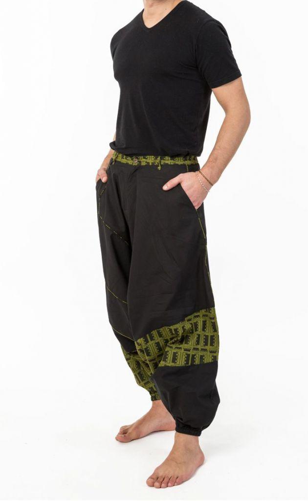 Pantalon sarouel pour homme au look ethnique tendance Minoma 305527