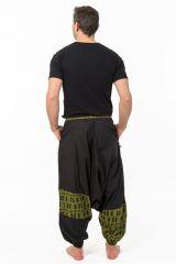 Pantalon sarouel pour homme au look ethnique tendance Minoma 305528