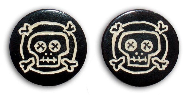 Plug corne skull 241214