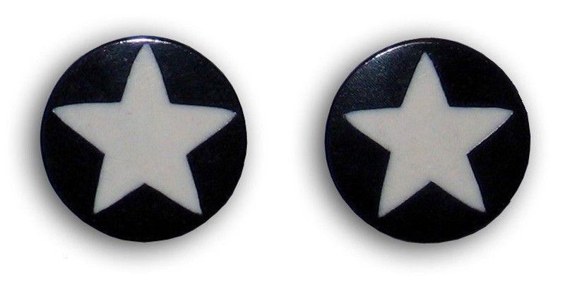 Plug en corne star white 252900