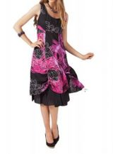 Robe color�e Elena 267556