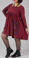 Robe courte originale pour femme pulpeuse et ronde Florence 274503