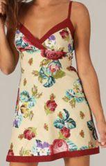Robe d'été à bretelles réglables Fantaisie et Colorée Laure 277813
