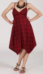Robe d'�t� Asym�trique et Originale ASSIA Bordeaux RM343 272997