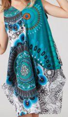 Robe enfant d'�t� Sans manches Ethnique et Originale Madila 277326