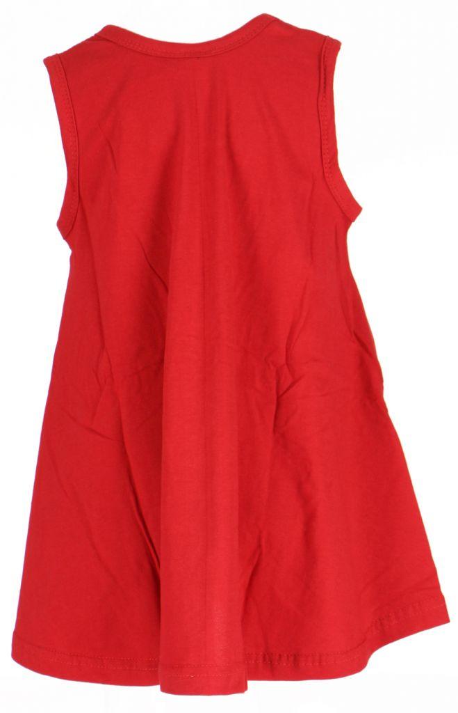 robe ethnique pour b b et fille de couleur rouge el phant. Black Bedroom Furniture Sets. Home Design Ideas