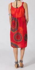 Robe ethnique Cyrielle N10 268164