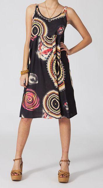 Robe ethnique Cyrielle N6 268155