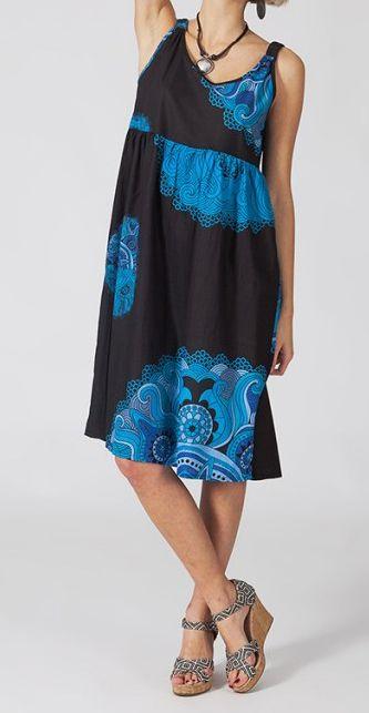 Robe ethnique Cyrielle N8 268159