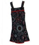 Robe ethnique imprimée pou fille noire Lucia 268600