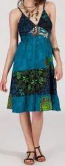 Robe femme d'�t� - ethnique originale - Lagon 271840