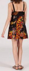 Robe femme d'été courte - ethnique et pas chère - Ornella 271956
